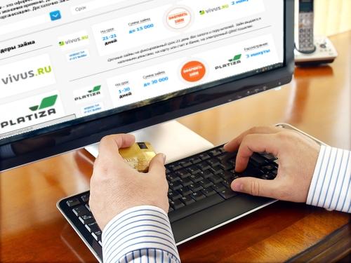 Подача онлайн заявки на займ сразу в несколько МФО